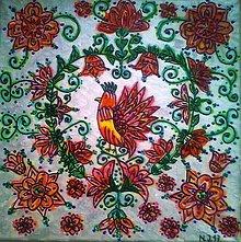 Obrazy - Čaro ornamentu - 7841380_
