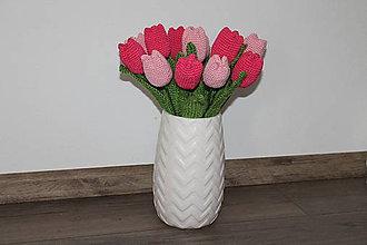 Dekorácie - Ružová jarná - 7846285_