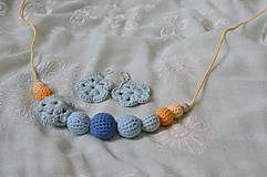 Sady šperkov - Set kojokvietok - 7845897_