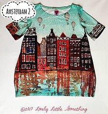 Šaty - Ó, šaty Amsterdam 2! - 7844962_