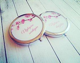 Zrkadielka - Svadobné zrkadielko - 7846265_