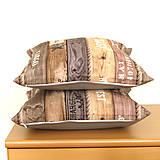 Úžitkový textil - Vankúš Námornícky IV - 7844148_