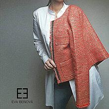 Kabáty - Chanel kabátik Albi - 7844225_