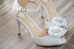 - Svadobné topánky - 7845126_
