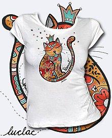 Tričká - Tričko s krátkym rukávom - QueenCat - 7843096_