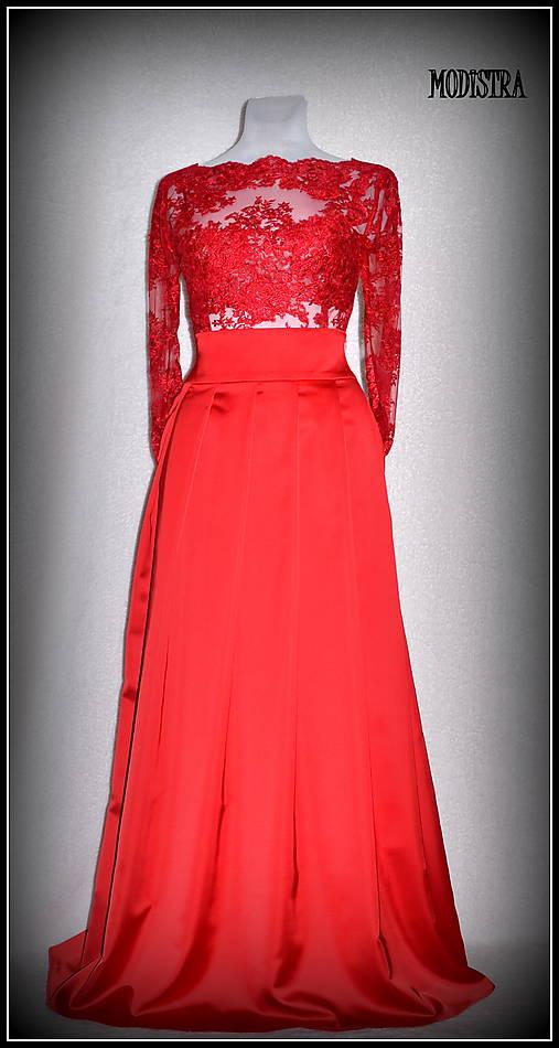 Dvojdielne plesové šaty-predané   Angeli - SAShE.sk - Handmade Šaty 7b7458314e3