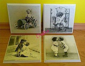 Obrázky - Súprava - obrázky na stenu - 7842640_