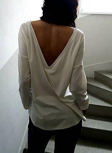 Tričká - Tričko Verona biele - 7844643_