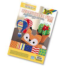 Textil - Filc potlačený - KIDS - 7846732_