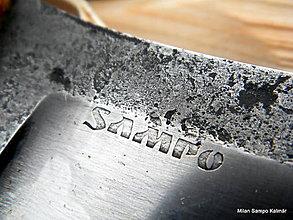 Nože - Belt knife - 7850073_
