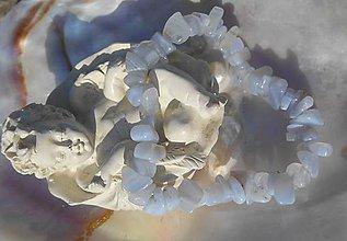 Náramky - calcedônia - 7850365_