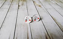 - Svadobné manžetové gombíky - 7847275_