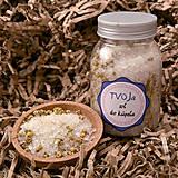 TVOJa Soľ do kúpeľa bylinková