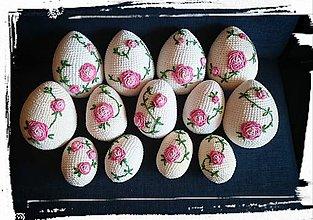 Dekorácie - Veľkonočné vajíčka - 7846511_