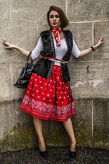 Šaty - FrederikaDress - 7848717_