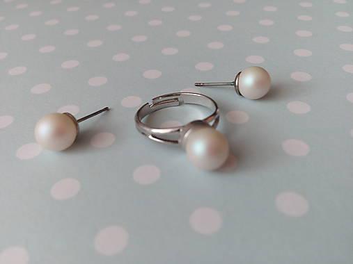 43e55ce9e Sada Crystal Pearlescent White Pearls / Henulik - SAShE.sk ...