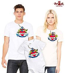 Tričká - Special - rodinné oblečenie - 7848233_