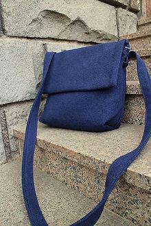 Iné tašky - modrá unisex - 7849256_