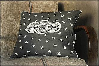 Úžitkový textil - Country Sheep Star - 7853672_