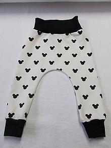 Detské oblečenie - Pudlové tepláčiky - 7853310_