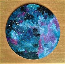 Obrazy - Vesmír - svieti v tme - 7853119_
