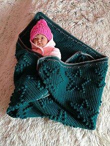 Textil - Deka hviezdičkova - 7852039_