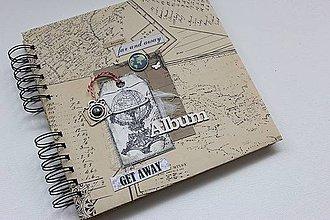 Papiernictvo - Cestovateľský album - 7851486_