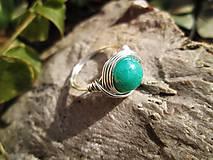 Prstene - jadeit na želanie - 7852589_