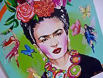 Frida a víly