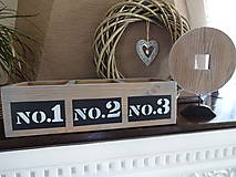 Nádoby - Vintage bednička - 7858154_