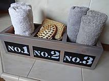 Nádoby - Vintage bednička - 7858157_