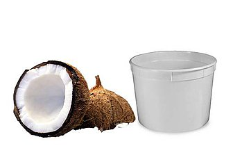 Suroviny - Kokosový olej (100 g) - 7856879_