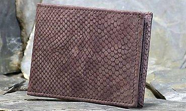 Peňaženky - Kožená peněženka - Alex - 7856636_