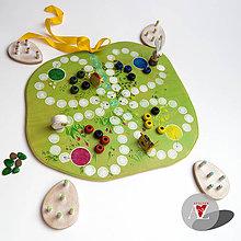 Hračky - EGGgame/ alebo Hra