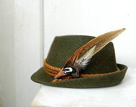 3056d81b7 ľahké ako pierko... - jakopirko ozdoby za klobúk / SAShE.sk