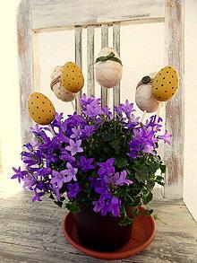 Dekorácie - Veľkonočné vajíčka - 7855582_