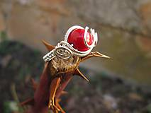 Prstene - koral - 7855619_