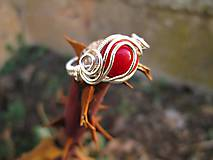 Prstene - koral - 7855623_