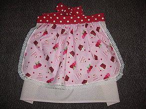 Textil - Detská zástera - 7857480_