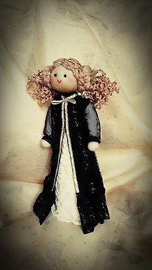 Bábiky - Patrícia v negližé. - 7859989_