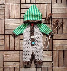 Detské oblečenie - Dupačky pre mimi - 7859057_