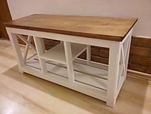 Nábytok - lavička - 7860794_