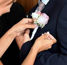 Pierka - Pierko pre ženícha - 7859926_