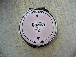 Zrkadlá - ĽÚBIM ŤA - 7861977_