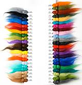 Materiál ručne robený - Extra hrubá chunky merino vlna - rôzne farby - 7859616_