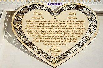 Tabuľky - Poďakovanie rodičom_kvietky_Akciová cena - 7860597_