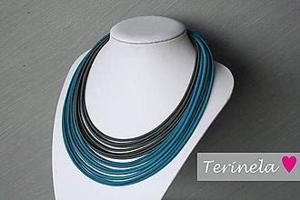 Náhrdelníky - Náhrdelník Kouzlo jednoduchosti © design Terinela - 7861172_