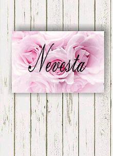 Papiernictvo - Menovky Rose - 7858868_