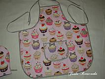 Úžitkový textil - mafinky - 7861956_