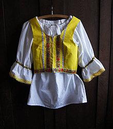 Iné oblečenie - Krojový kompletík- ženský - 7866641_